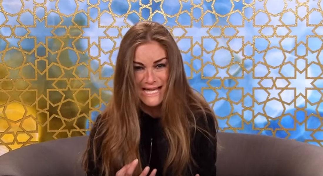 'I'm self-combusting!!' Nikki Grahame has spectacular meltdown over 'slop' on Big Brother Canada