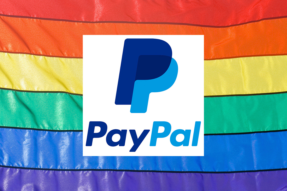 PayPal will not tolerate anti-gay bullsh*t