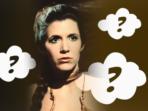 Carrie Fisher says THIS is her least favourite Princess Leia line from Star Wars