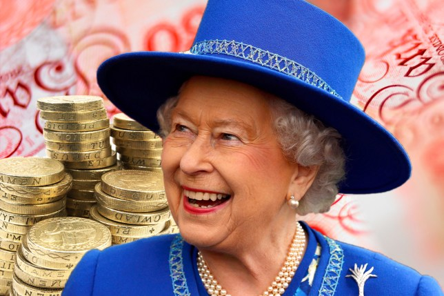 How much the Queen actually costs us as she celebrates her