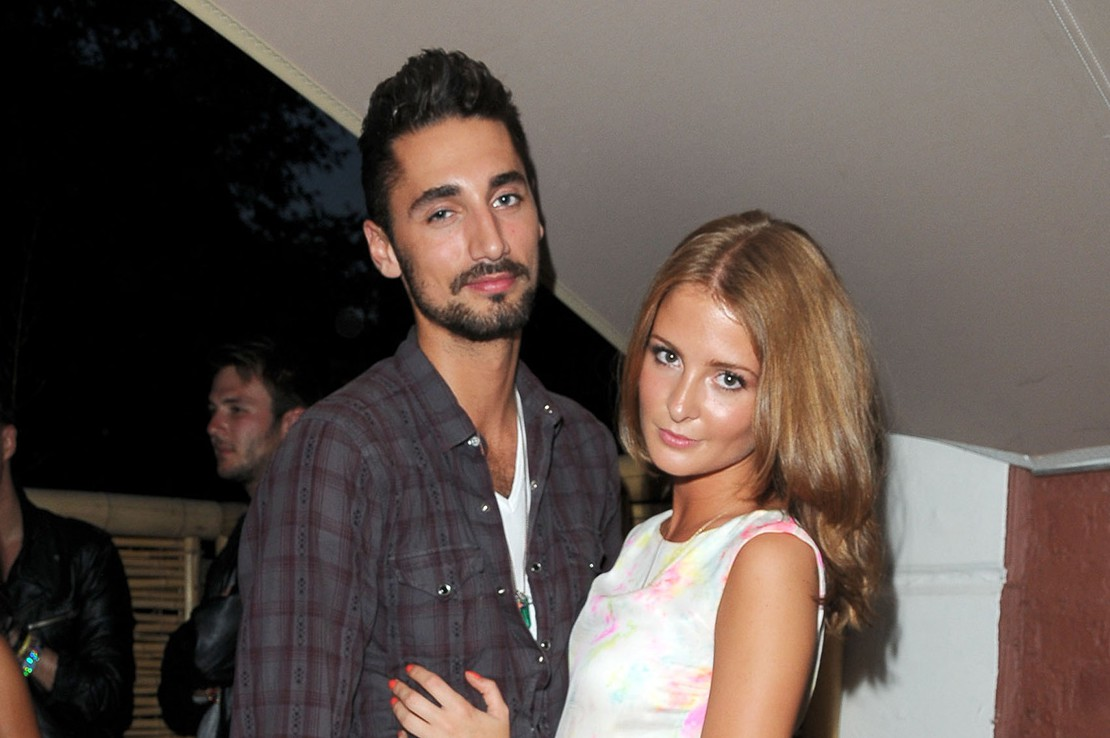 Hugo Taylor and Millie Mackintosh let the cameras follow their love lives on Made In Chelsea (Picture: REX/Shutterstock)