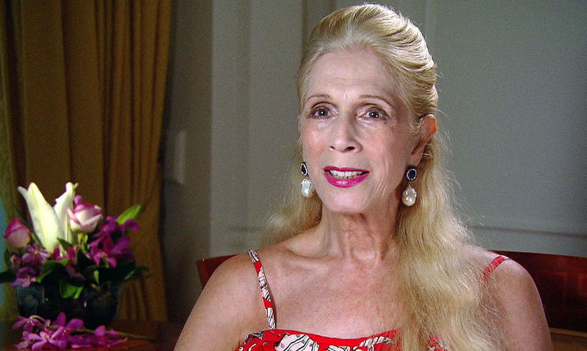 Editorial Use Only - No Merchandising Mandatory Credit: Photo by ITV/REX/Shutterstock (5470029fi) Lady Colin Campbell interviewed after leaving the jungle 'I'm A Celebrity...Get Me Out Of Here!' TV show, Australia - 02 Dec 2015