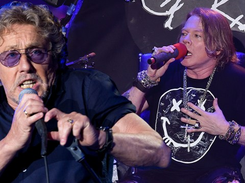 Roger Daltrey slams AC/DC for bringing in 'karaoke' frontman Axl Rose