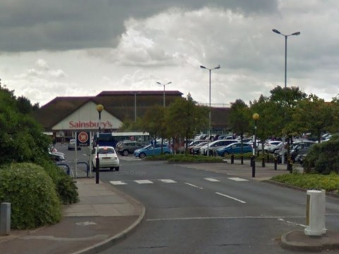 Teen critical after falling from moving car in Sainsbury's car park