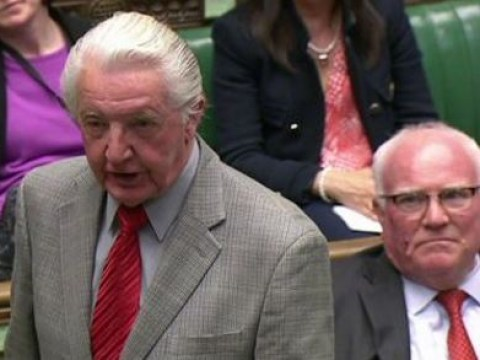 Dennis Skinner booted from Commons after calling David Cameron 'dodgy Dave'