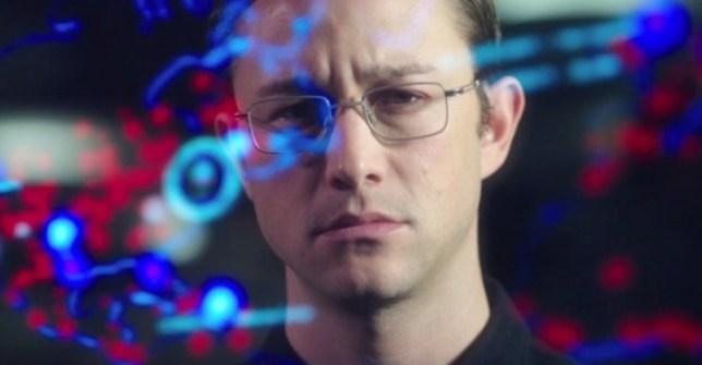 Joseph Gordon-Levitt in Snowden (Picture: Endgame Entertainment)