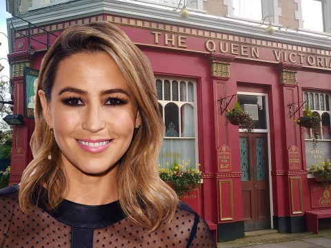 S Club 7 star Rachel Stevens for EastEnders role?