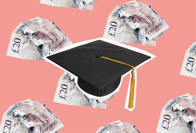 Students in England have highest debt in English speaking world - by far Alamy ENX5TJ British Sterling twenty pound note screwed up on isolated white background. England UK Britain