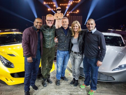 Why the new Top Gear with Chris Evans was like watching a tribute band