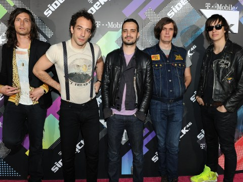 This is where you can listen to The Strokes new music from album Future Present Past