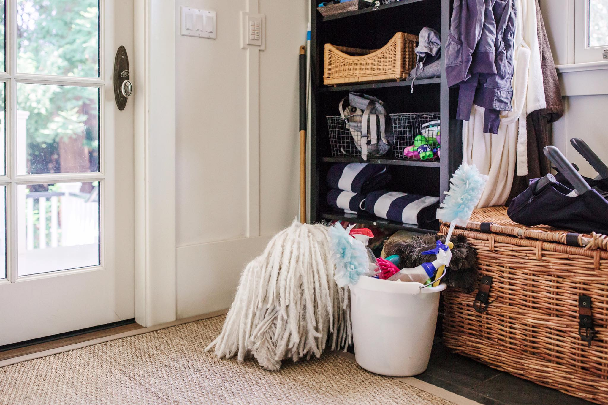 Can you spot Mark Zuckerberg's dog hiding among these everyday objects?