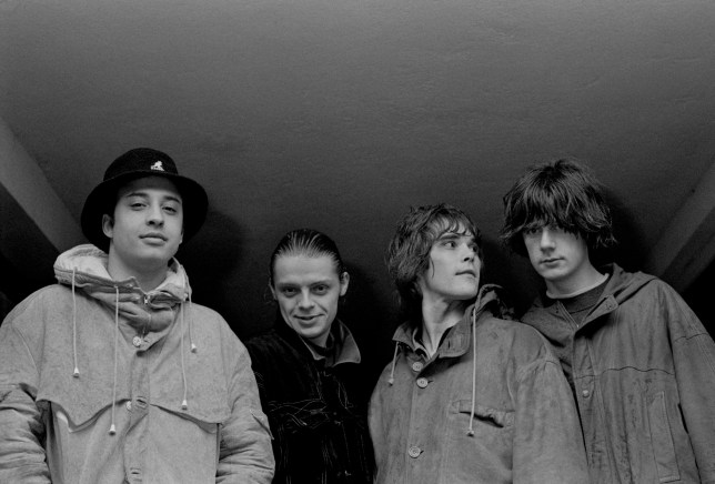 The Stone Roses in 1992 (Picture: Redferns)