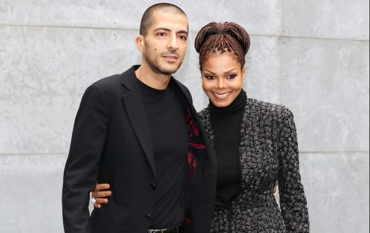 Wissam al Mana and Janet Jackson in 2013 (Picture: Vittorio Zunino Celotto/Getty Images)