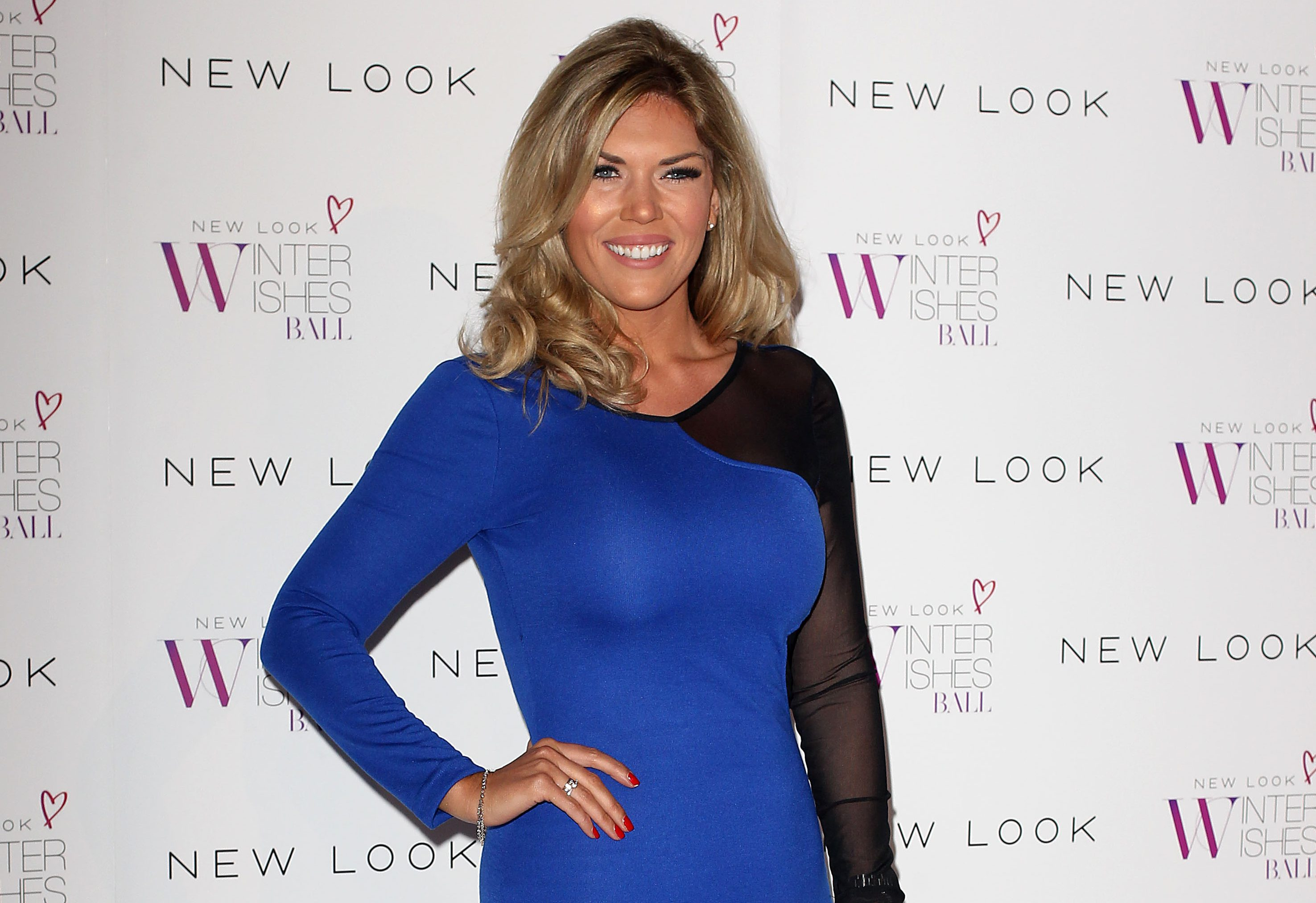LONDON, UNITED KINGDOM - NOVEMBER 06: Frankie Essex attends the New Look Winter Wishes Charity Ball at Battersea Evolution on November 6, 2013 in London, England. (Photo by Danny Martindale/WireImage)