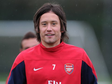 Tomas Rosicky plans to extend playing career after leaving Arsenal
