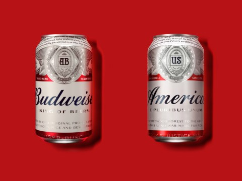Budweiser renames its beer 'America' and we don't know what to think