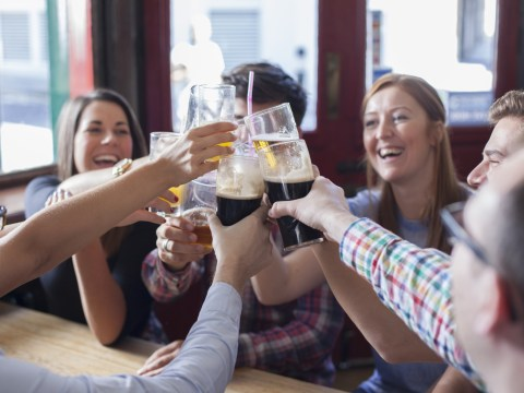 11 things that happen when you go out for a 'few drinks'