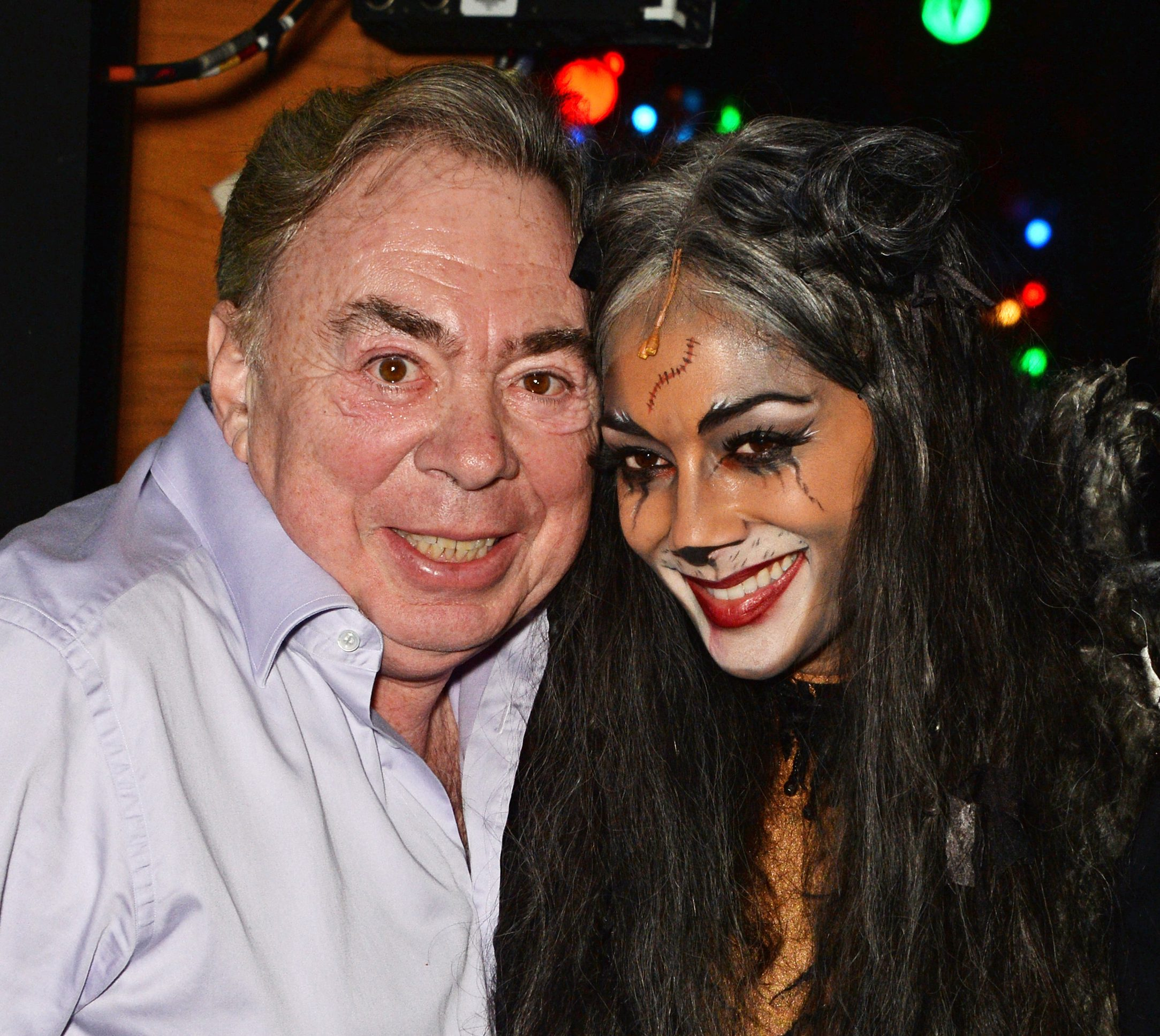 Andrew Lloyd Webber says Nicole Scherzinger IS back on X Factor after she quit Cats