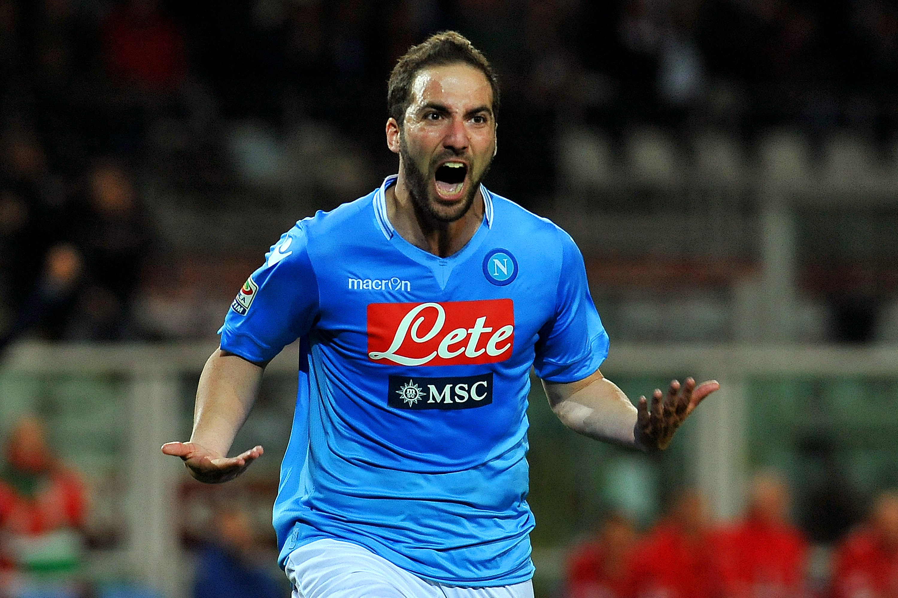 Why Arsenal must go all out to sign Napoli's Gonzalo Higuain in the transfer window