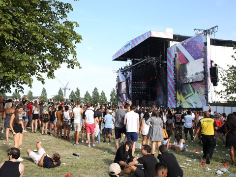Wireless Festival weather: It's going to be a total washout*
