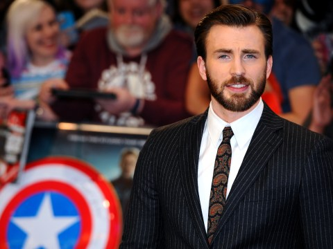 Chris Evans gives the clearest sign yet Captain America is retiring the shield
