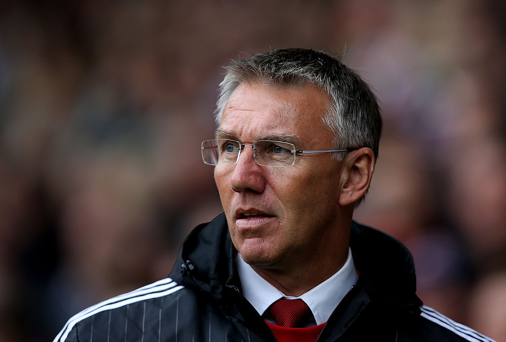 Sheffield United sack Nigel Adkins after Blades fans tear into team on final day of the season
