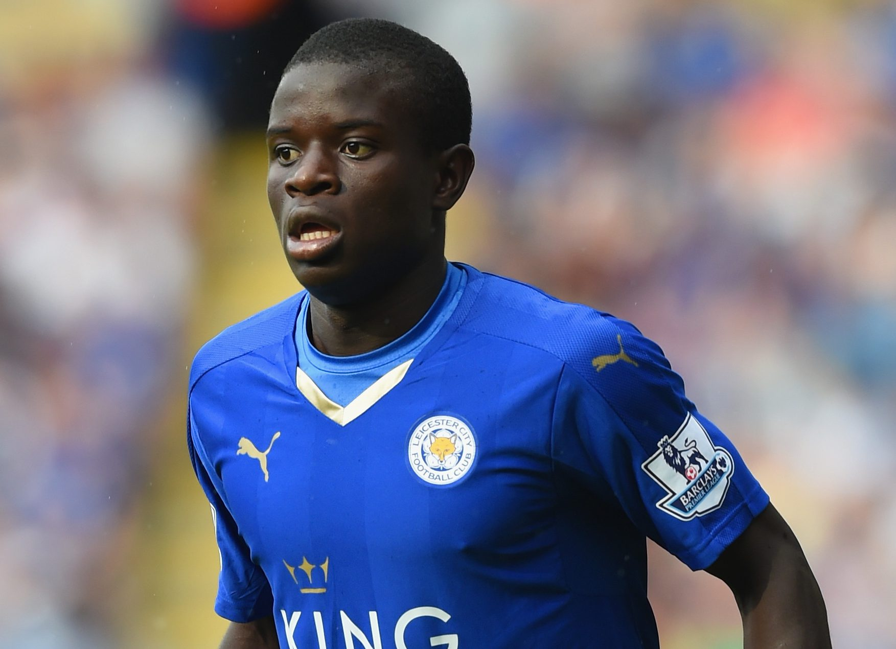 Claudio Ranieri provides update on future of Chelsea target N'Golo Kante