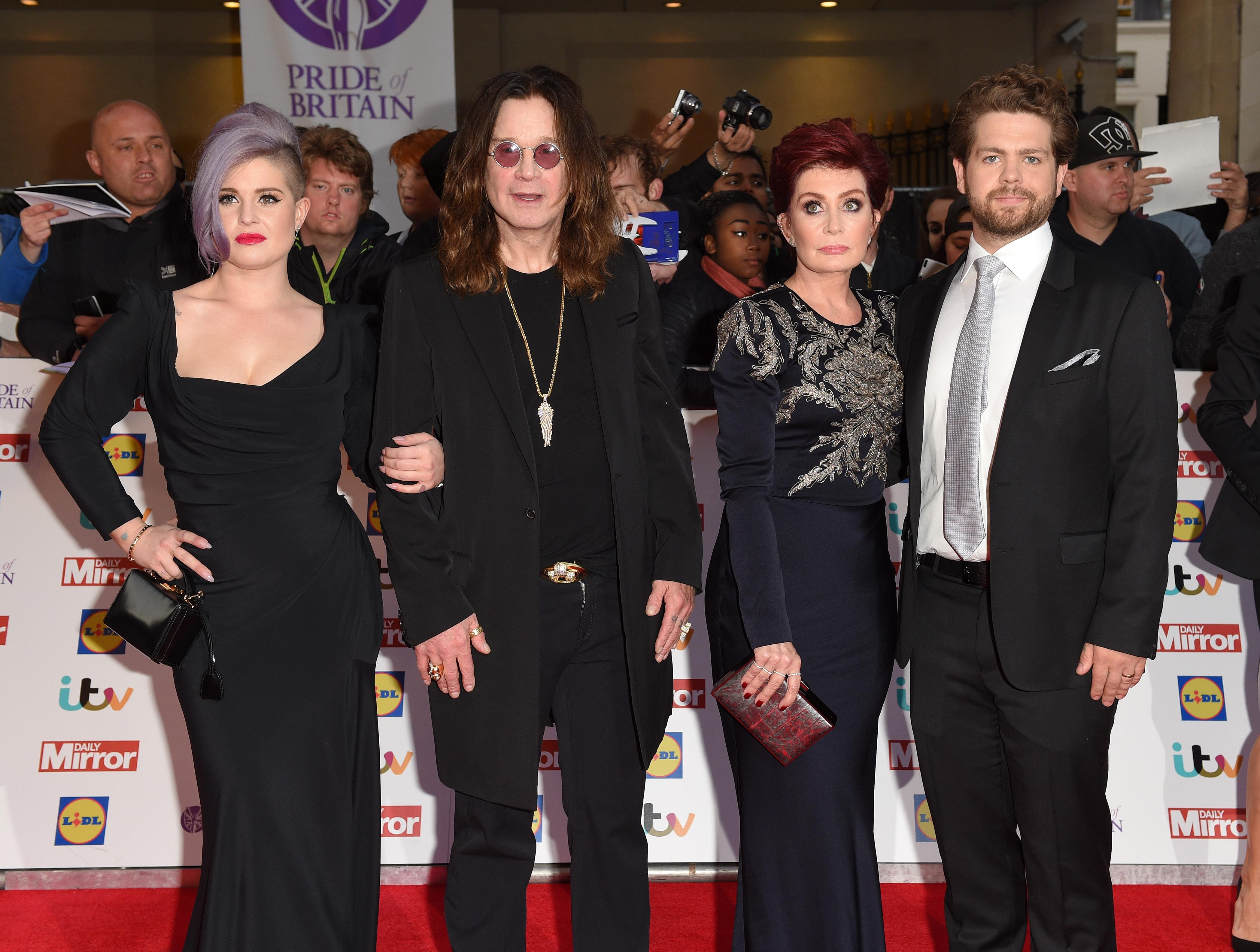 Ozzy Osbourne's children desperate to find their father after 'shock' affair revelations