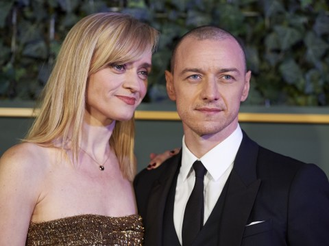James McAvoy and Anne-Marie Duff divorcing after 10 years of marriage