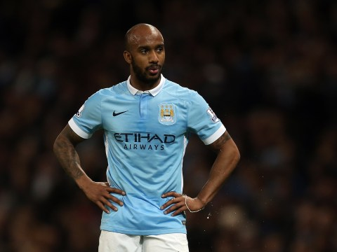 Manchester City midfielder Fabian Delph out of Euro 2016 after suffering groin injury