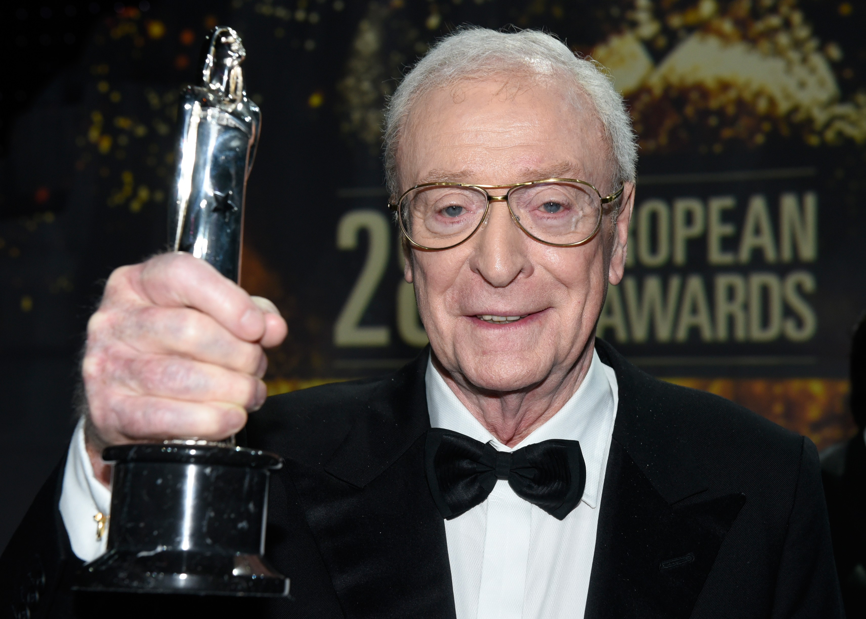 Sir Michael Caine is basically winning at life – and everything