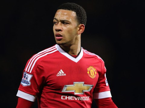 Memphis Depay holds showdown talks with Louis van Gaal over Manchester United future
