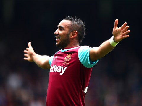 West Ham's Dimitri Payet brought empty suitcase to pick up end-of-season awards, says Andy Carroll