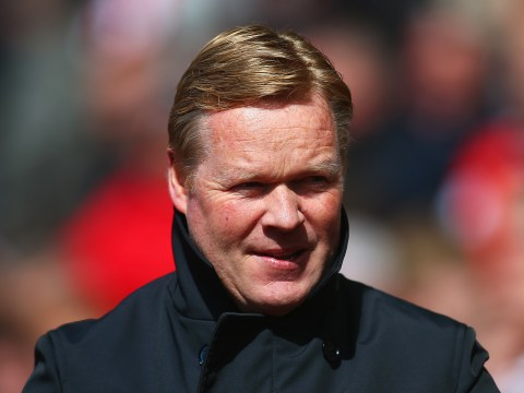 Everton willing to make Ronald Koeman fourth highest paid manager in the Premier League to tempt him from Southampton