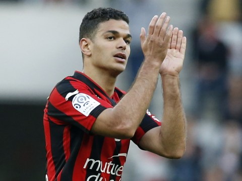 Chelsea pursuing transfer move for Nice star Hatem Ben Arfa