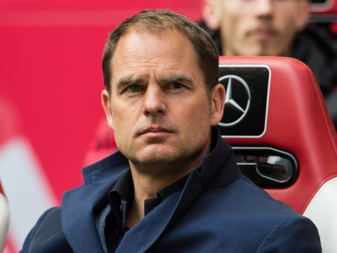 Ajax boss Frank De Boer would love to manage Everton, reveals agent
