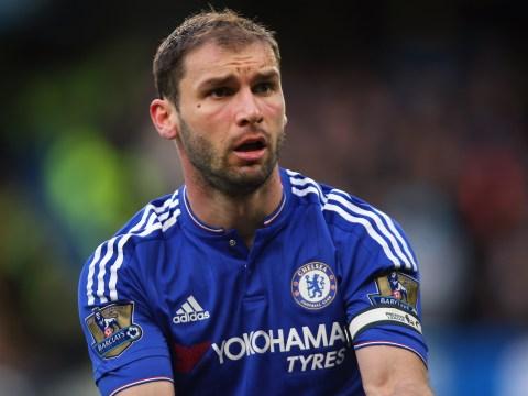Crystal Palace consider January move for Chelsea stalwart Branislav Ivanovic