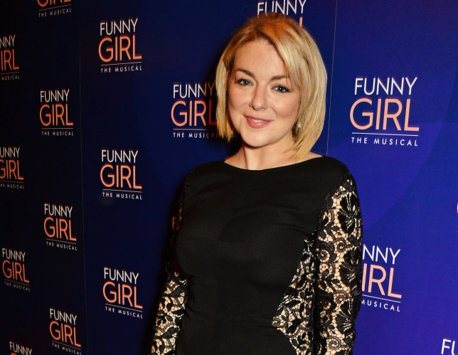"""LONDON, ENGLAND - APRIL 20: Cast member Sheridan Smith attends the press night after party for """"Funny Girl"""" at The Waldorf Hilton Hotel on April 20, 2016 in London, England. (Photo by David M. Benett/Dave Benett/Getty Images)"""