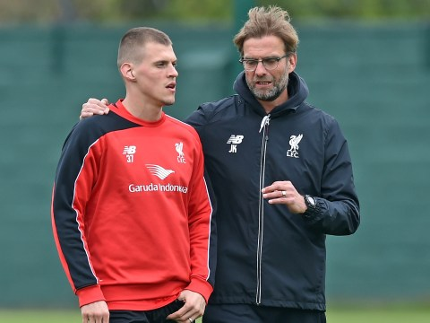 Liverpool defender Martin Skrtel looks set for exit with Turkish clubs prowling