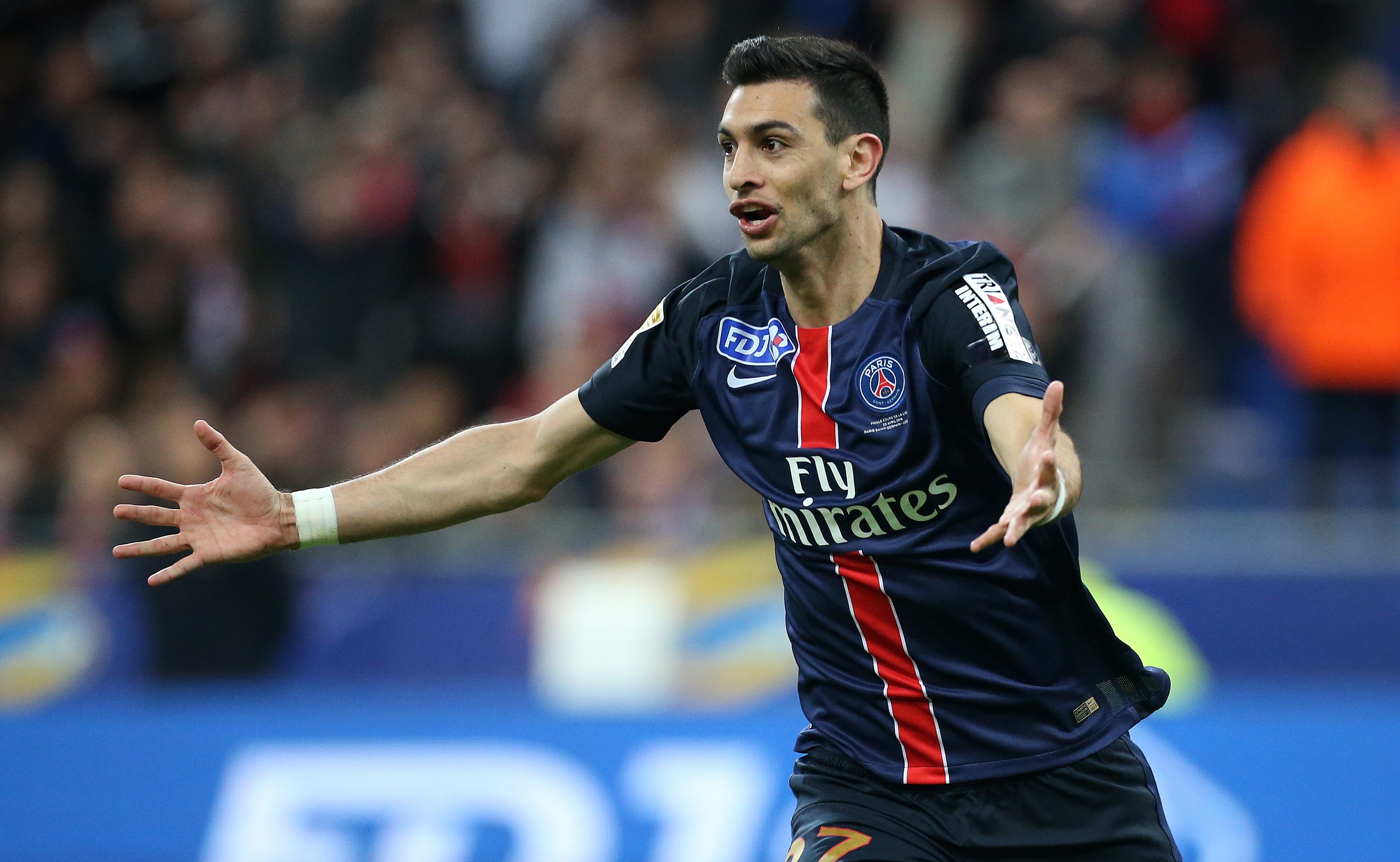 Liverpool tell Paris Saint-Germain Jurgen Klopp wants Javier Pastore transfer
