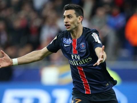 Liverpool tell Paris Saint-Germain Jurgen Klopp wants Javier Pastore transfer