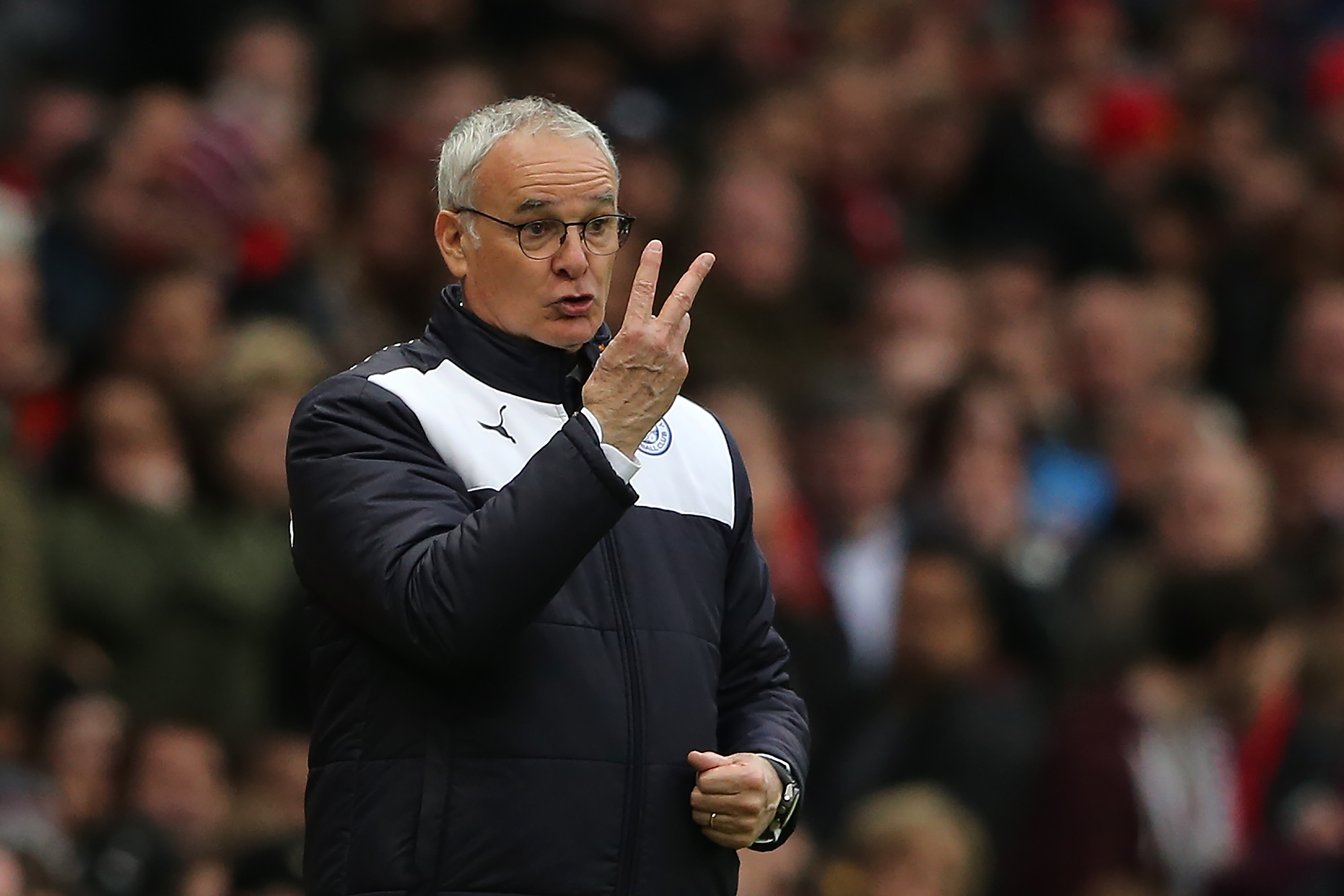 Chelsea coach Guus Hiddink was approached by Leicester BEFORE Claudio Ranieri was appointed manager