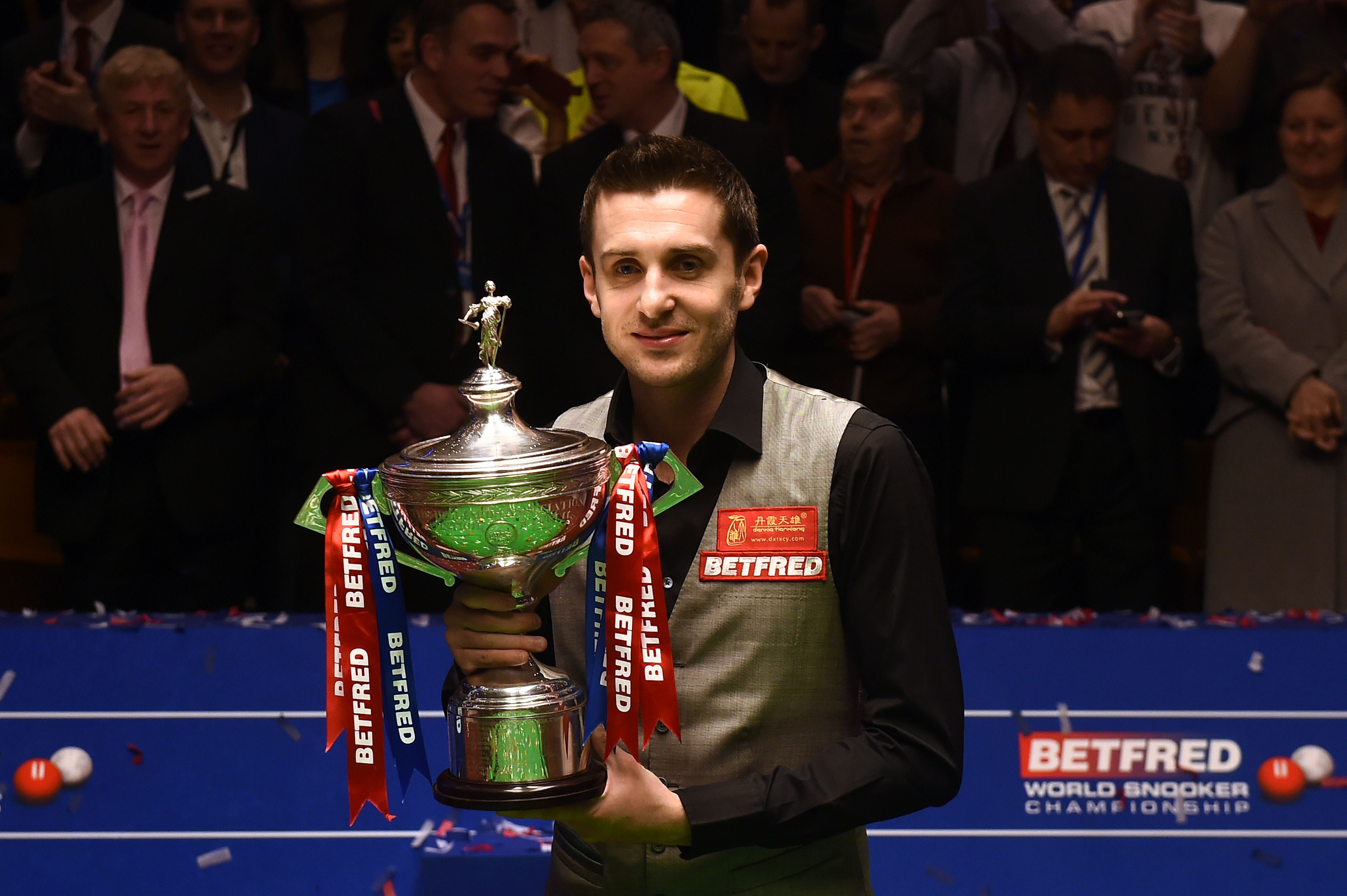 Mark Selby wins 2016 World Snooker Championship after beating Ding Junhui