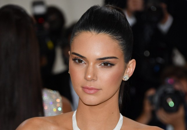 Kendall just wanted to party (Picture: WireImage)