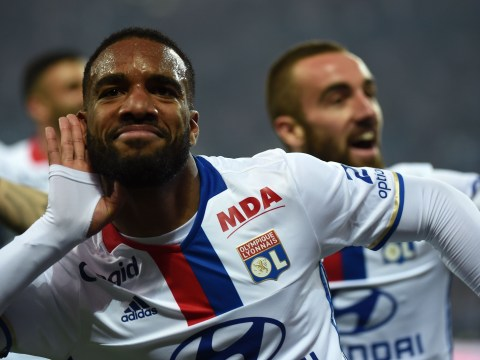 Lyon reveal West Ham have made £30.9m transfer bid for Alexandre Lazazette