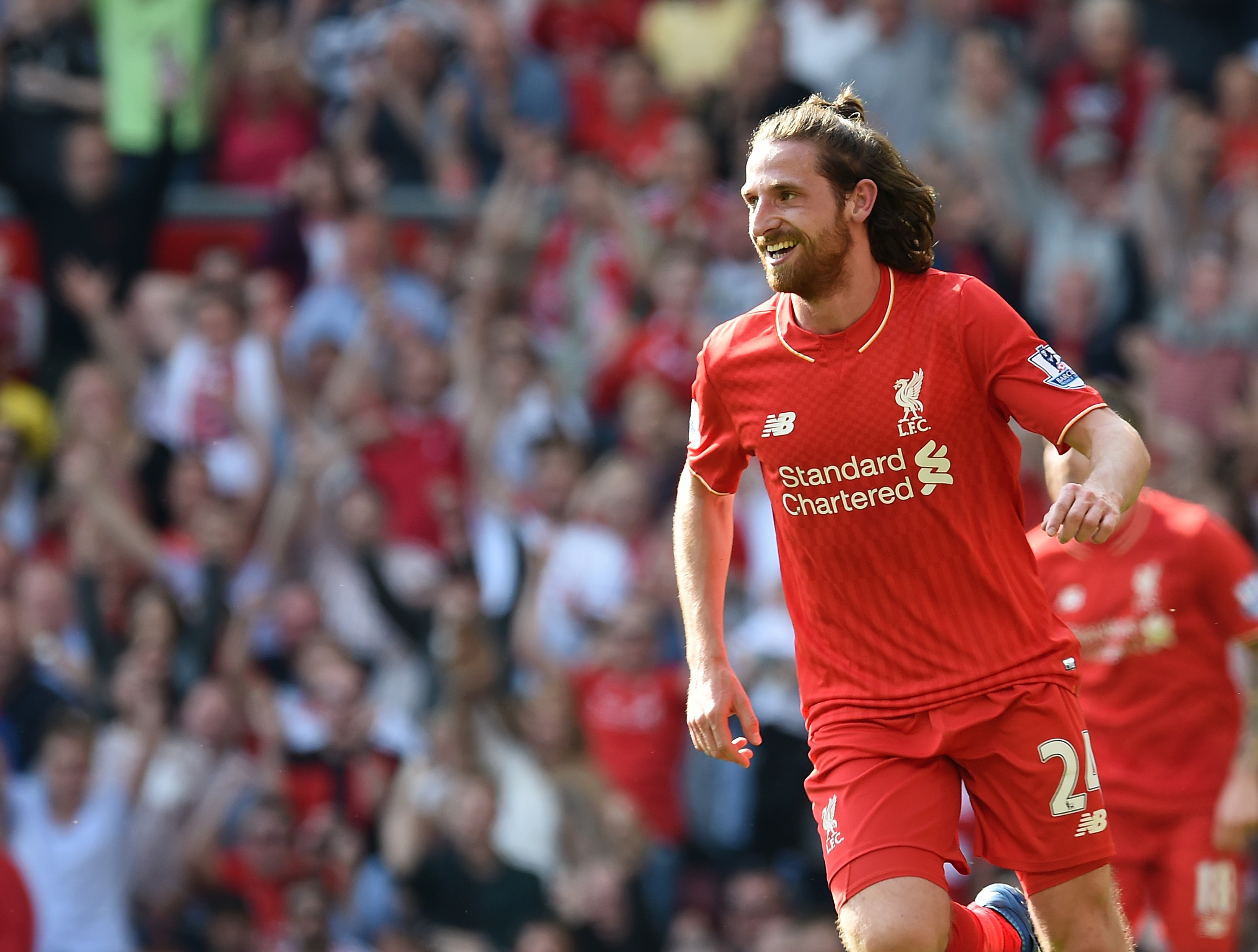 Joe Allen happy to resolve his Liverpool future at the end of the season