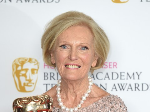 Mary Berry 'would have quit Great British Bake Off after another year anyway'