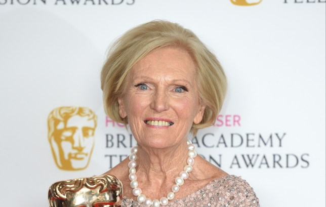 Sounds like Mary Berry wants to take a well earned rest (Picture: Karwai Tang/WireImage)