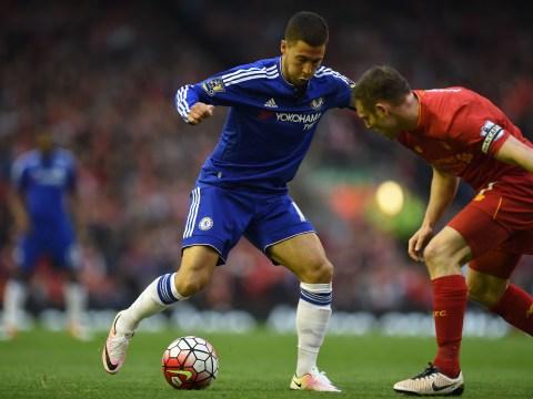 Guus Hiddink expects Paris Saint-Germain transfer target Eden Hazard to stay at Chelsea