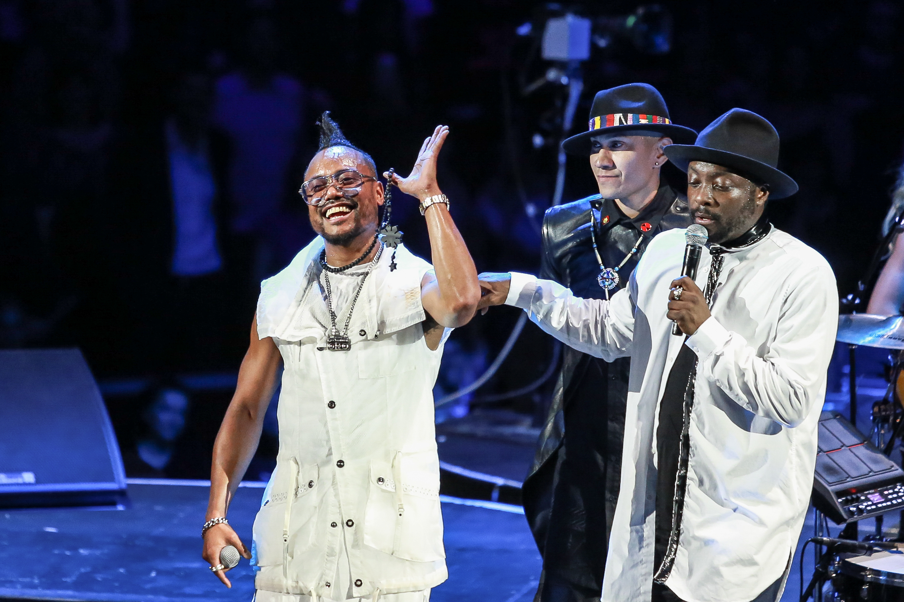 will.i.am confirms new Black Eyed Peas music is nearly here